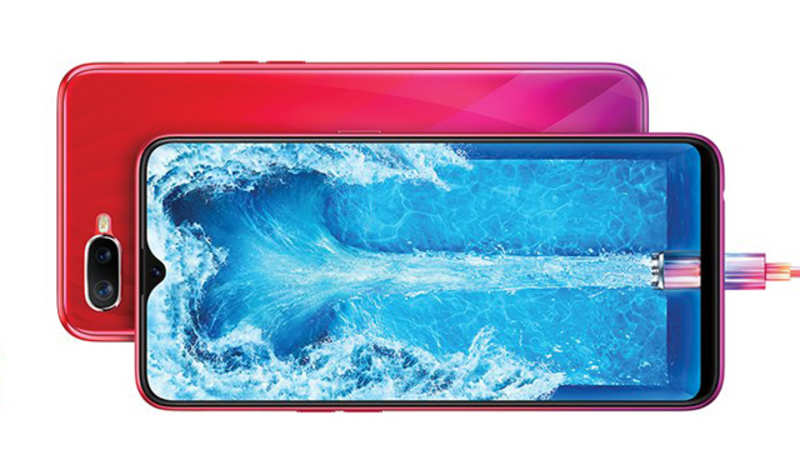Oppo F9, F9 Pro launched in Mumbai at Rs 19,990 - The