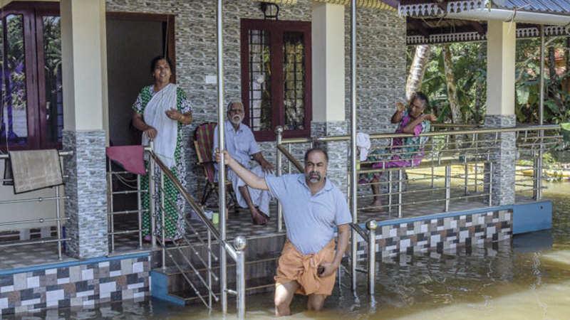 Kerala Flood Impact: Kerala floods: Shares of these