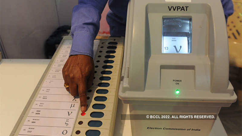Election Commission considering counting more VVPAT slips