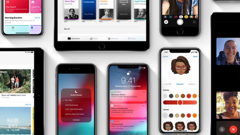 apple: iOS 12 on its way  Here's what's on the menu: Memoji