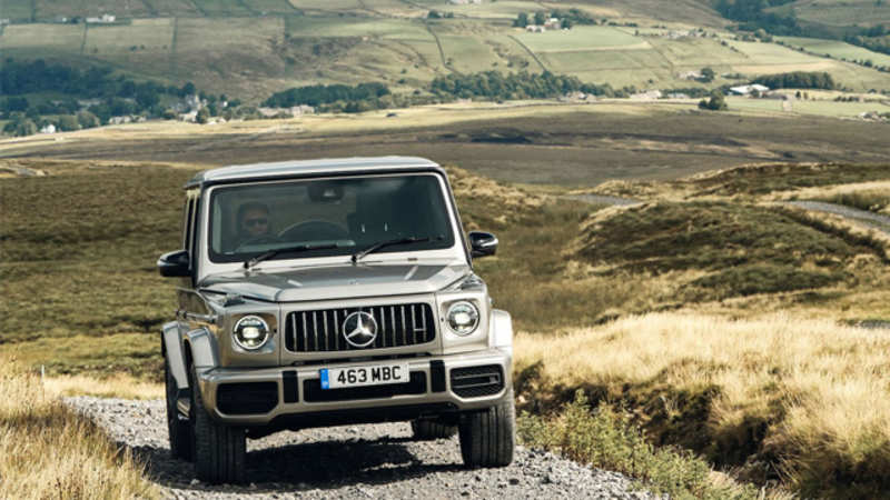 Mercedes-AMG to launch G63 in India on Oct 5, could be priced over