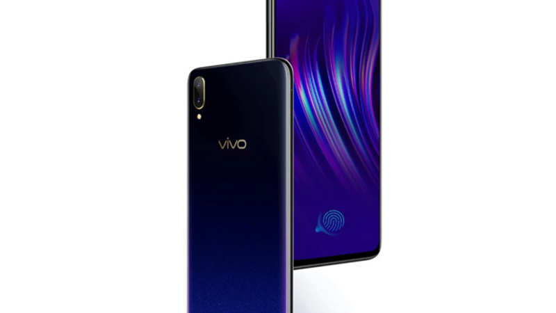 v11 pro: Vivo V11 Pro review: Smallest notch-ever