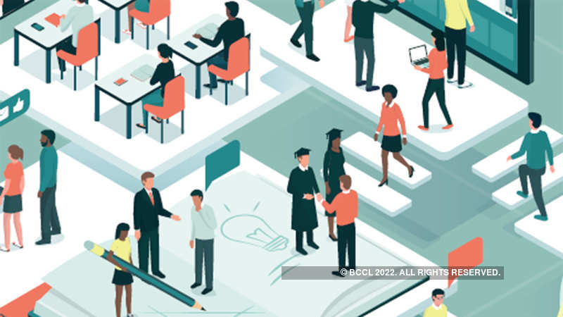 Massive open online courses have got a second wind - The Economic Times