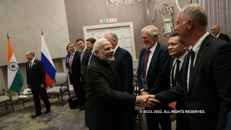 Russian Sovereign Fund to invest in Indian infrastructure