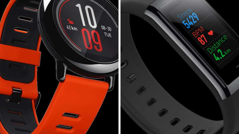 Amazfit Pace and Cor review: 4GB storage, IPS LCD and long battery