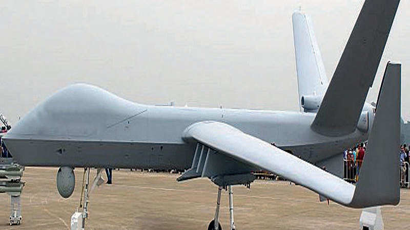drone: All about Wing Loong II: Pakistan's new drone from