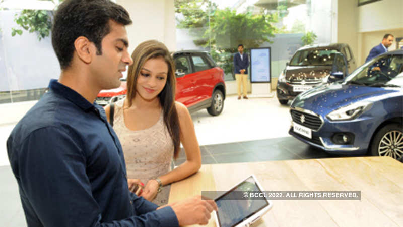 Passenger Vehicle Sales Up 6 88 Pc In April September Report The