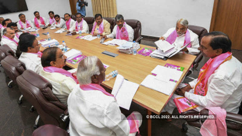 Telangana Elections: TRS poll manifesto draws opposition ire