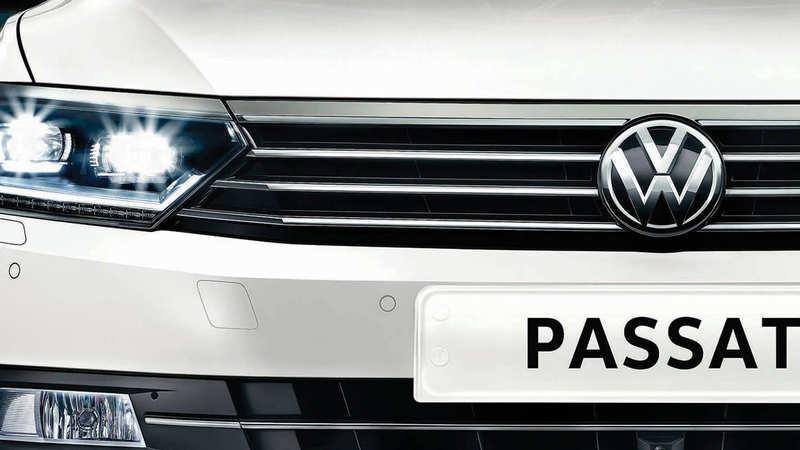 Passat: Volkswagen launches Passat Connect at Rs 25 99 lakh - The