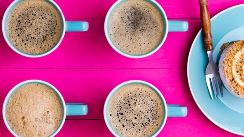 Want to live longer? Drink 4 cups of coffee daily - The Economic Times