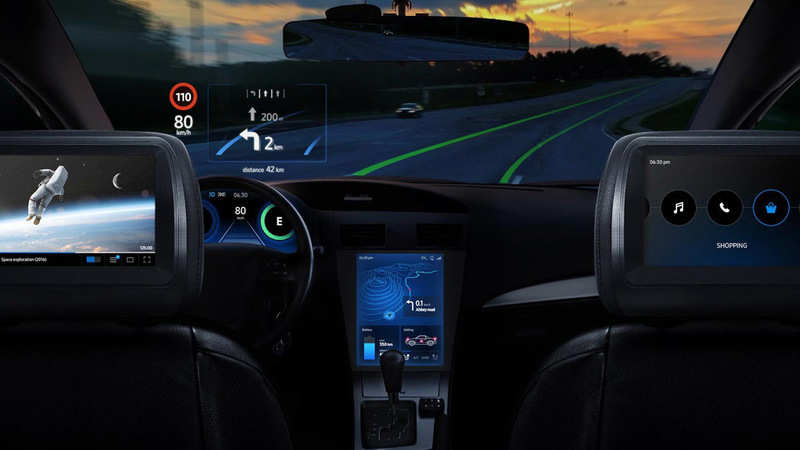 Samsung plans to make cars smarter with new, cutting-edge