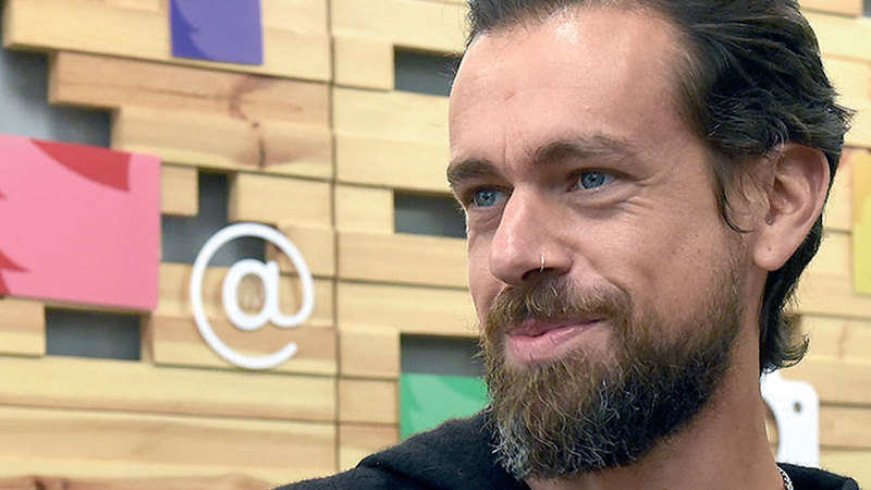 Jack Dorsey: Experts say Twitter CEO Jack Dorsey's placard faux pas