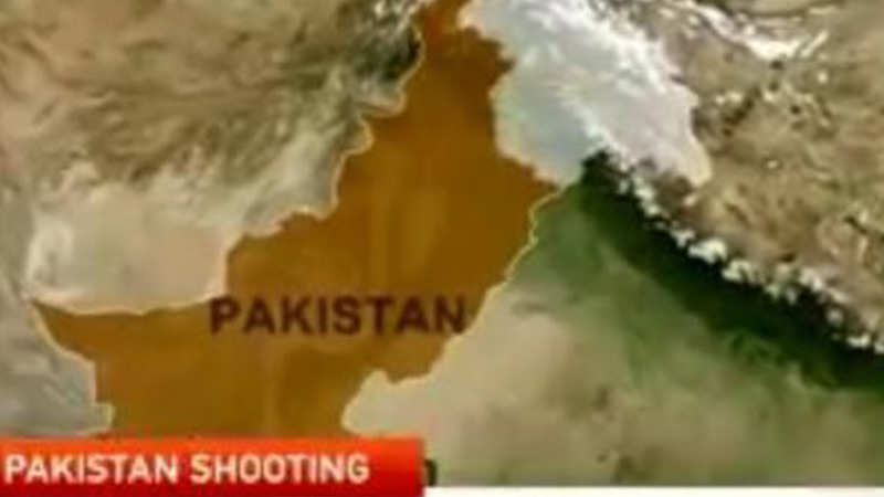 India Pakistan: Chinese TV show entire Jammu & Kashmir as part of