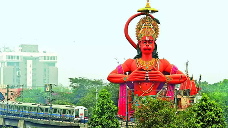 Lord Hanuman was tribal, claims NCST chairperson - The