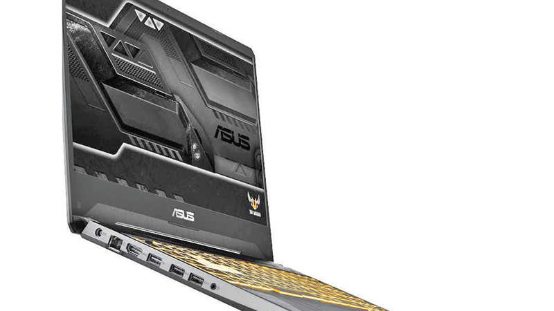 Asus TUF FX505: Asus TUF FX505 review: Offers a 15 6-inch screen