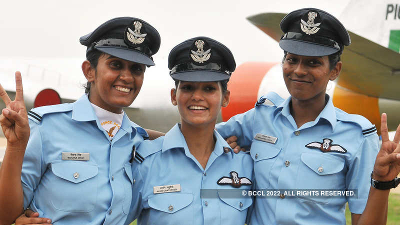Indian Air Force: Air Force has 13 per cent of women