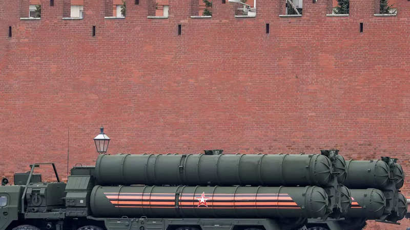 S400: China successfully tests Russia's S-400 missile air