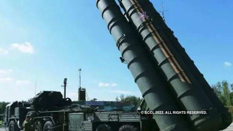 S400: India to receive S-400 in due time: Russia - The Economic Times