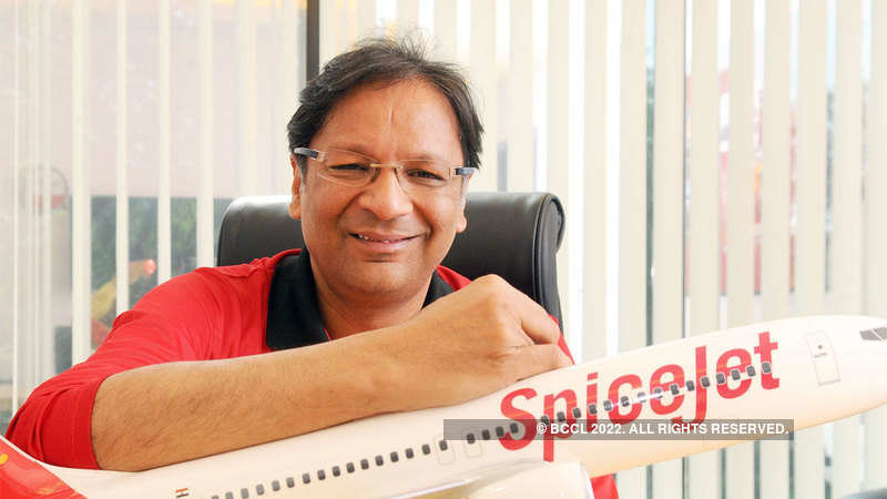 Spicejet's Ajay Singh to chair ATT Guv's summit at WEF - The
