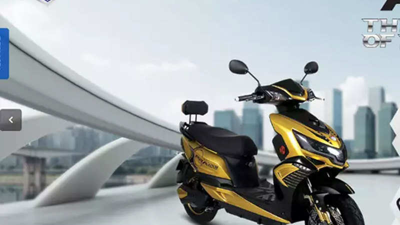 electric scooter price: India's electric vehicle goals being