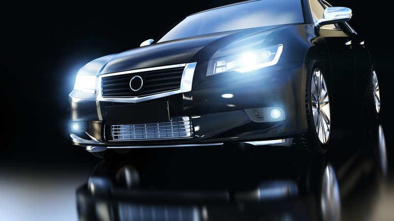Luxury cars: Headlights are passe: Luxury cars of the future