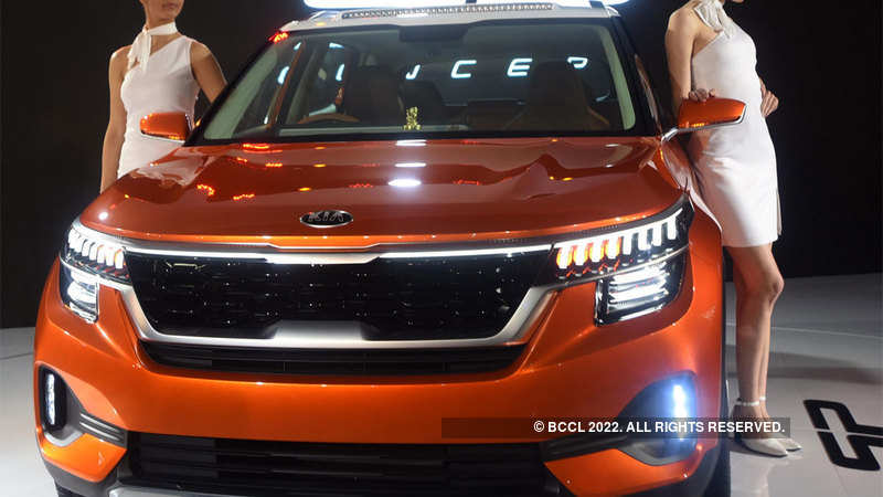 Kia Motors Begins Trial Of Its Suv At Plant In Andhra Pradesh The