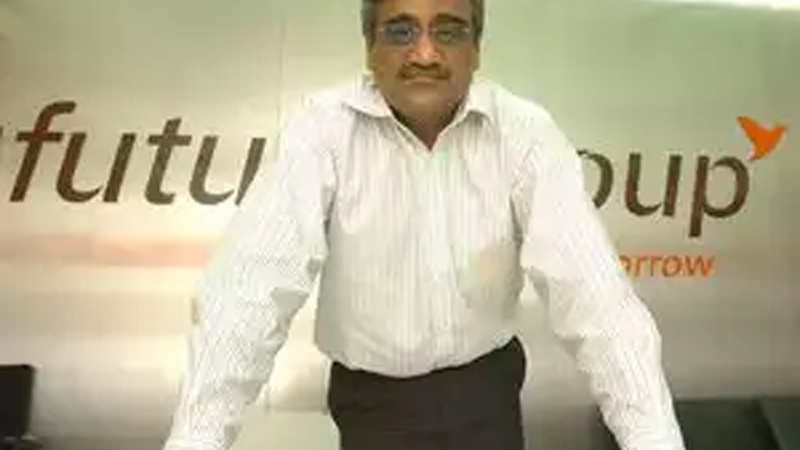 Kishore Biyani: Future Group hires US' Palantir to analyse its