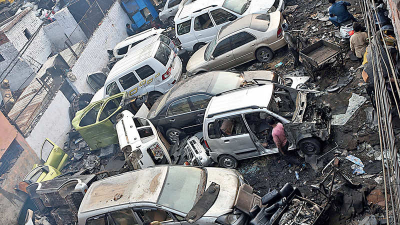India's auto industry needs a sustainable scrappage policy - The
