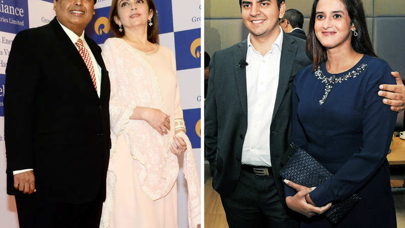Mukesh Ambani: Love conquers all: When Mukesh Ambani proposed to