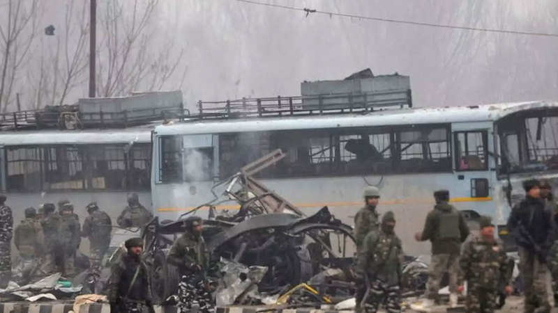 pulwama Attack: What happened at Pulwama and history of terror