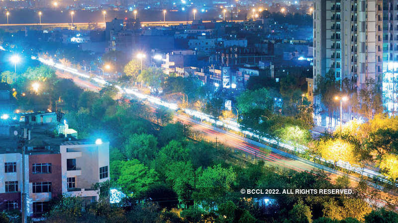 Delhi could be the world's most populous city by 2028  But