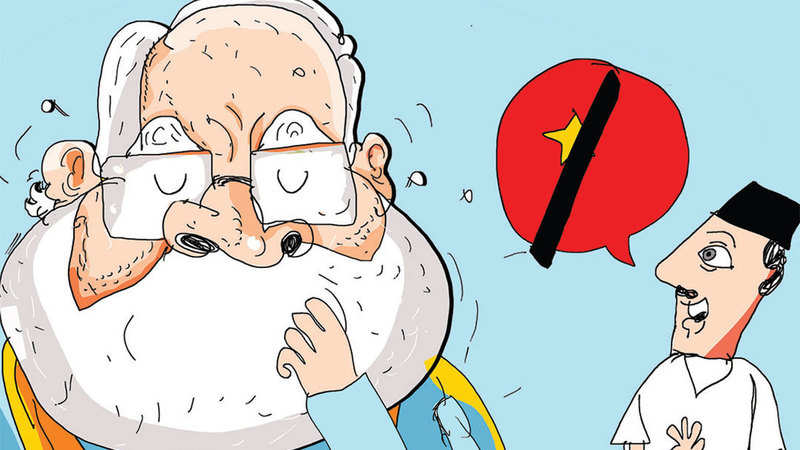 Tik Tok ban: RSS arm sees an enemy in China, wants hot