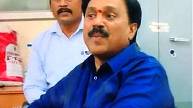 Janardhan Reddy among 9 named in charge sheet - The Economic