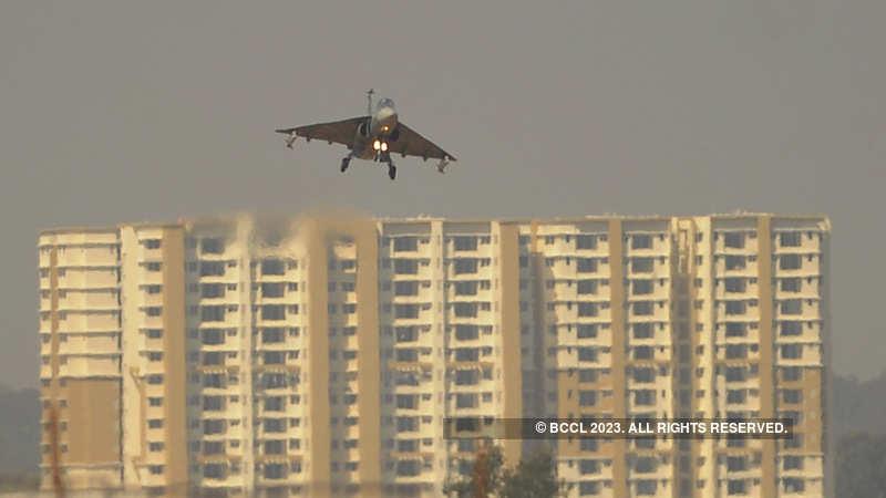 Tejas mk2 fighter jet