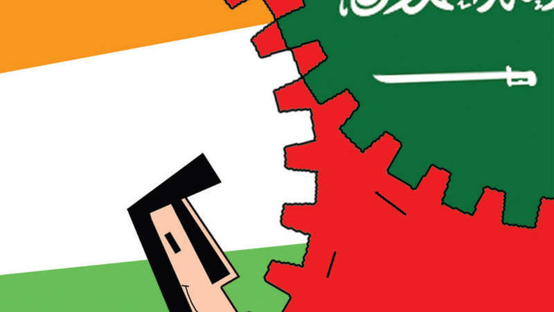india saudi arabia: Saudi supports India on sovereignty connected