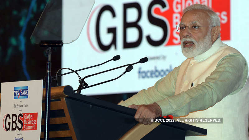 Narendra Modi: India is changing, so is the world's