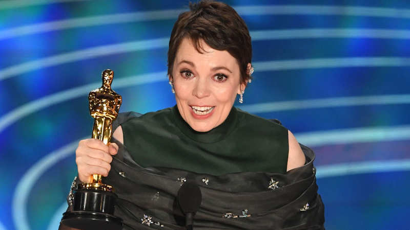 Oscars 2019: Best actress Olivia Colman has an Indian connection