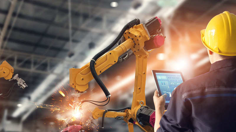 Indian Startup: Startup gets ready for factory robots
