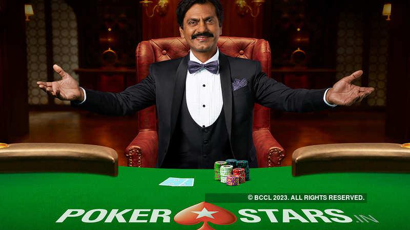 PokerStars India signs Nawazuddin Siddiqui as brand ambassador - The