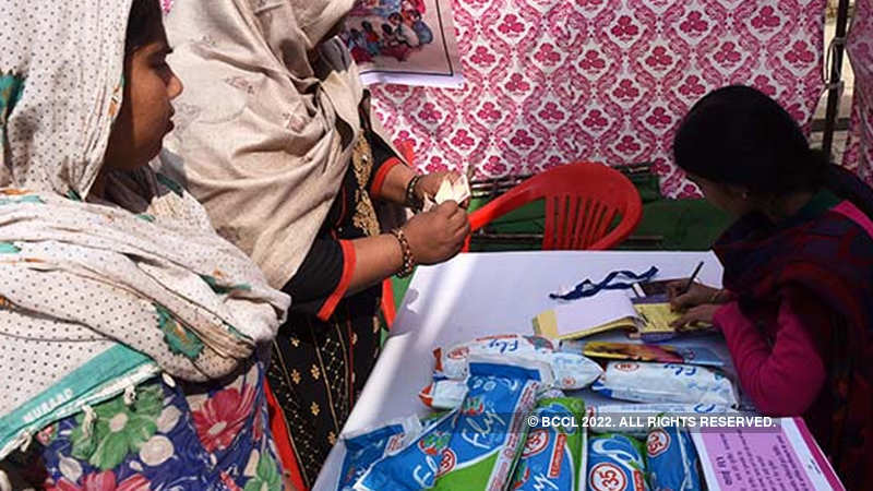Pad people: Spreading menstrual hygiene awareness via eco-friendly