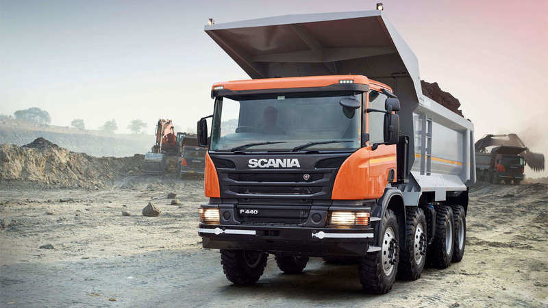 Sweden's Scania Commercial Vehicles committed to Indian