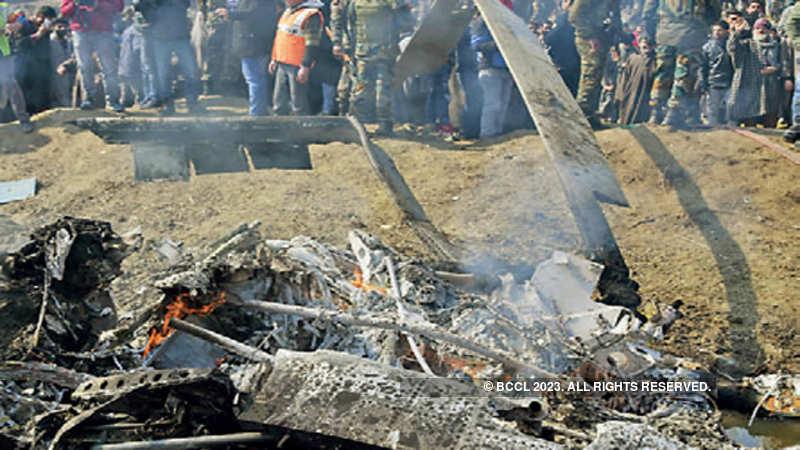 IAF | Mi17 crash: Focus on incidents that led to Mi17 crash