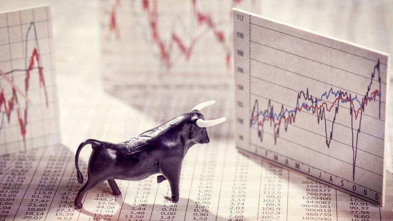 sensex: Morgan Stanley sees Sensex at 42,000 by Dec - The Economic Times