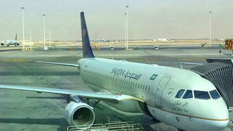 Saudia flight: Forgetful mommy! Flight forced to turn back
