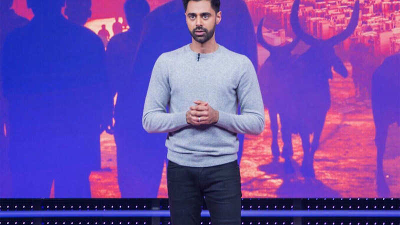 Hasan Minhaj show: Hasan Minhaj decided to talk Indian