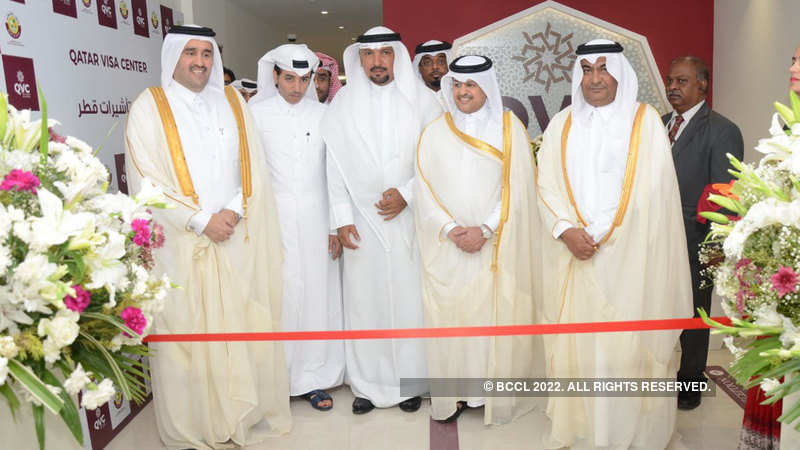 new qatar visa center: Qatar opens centre for smooth