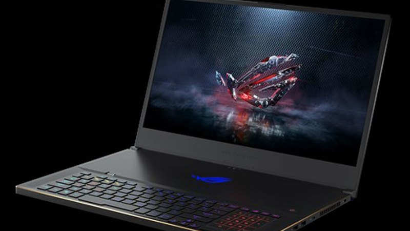 Asus Gx701 Review: Asus ROG Zephyrus S GX701 review: A lightweight