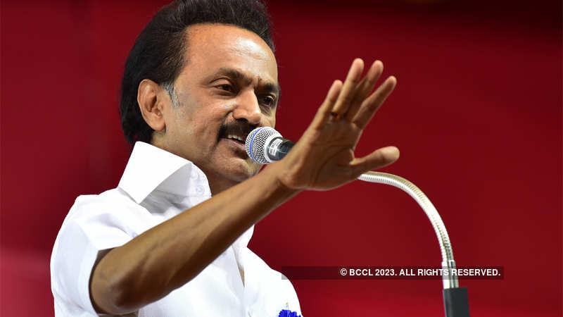 M K Stalin: DMK is not anti-Hindu, says M K  Stalin