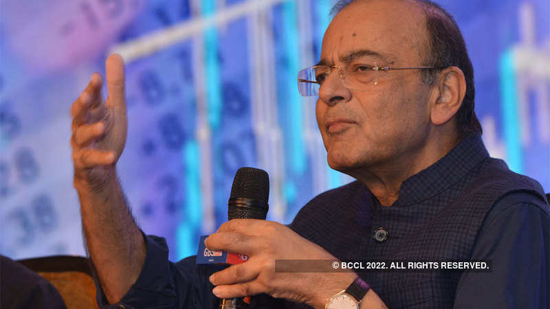 Arun Jaitley: Arun Jaitley discusses India's economic