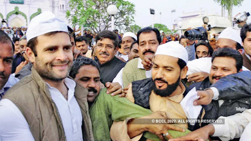 Rahul Gandhi's presence in fray takes voter turnout to